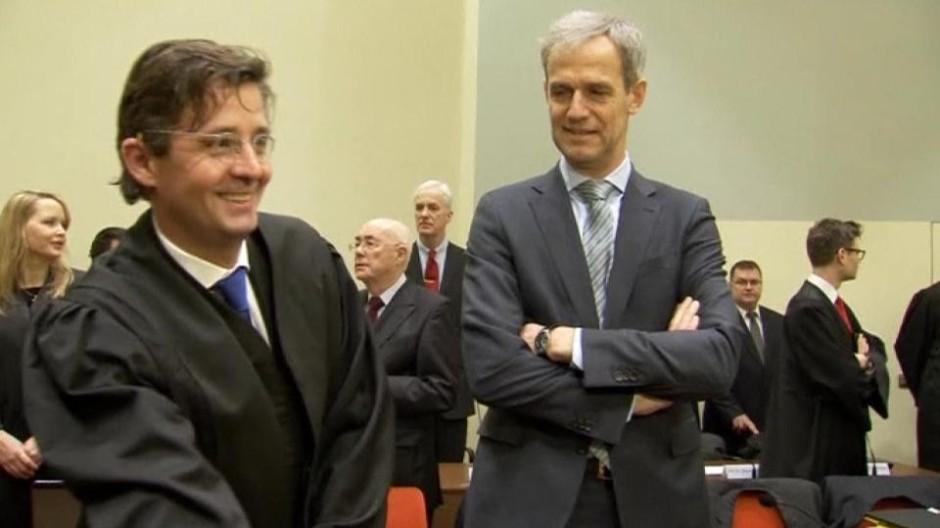 Prozessauftakt gegen ehemalige Vorstände der Bayern LB