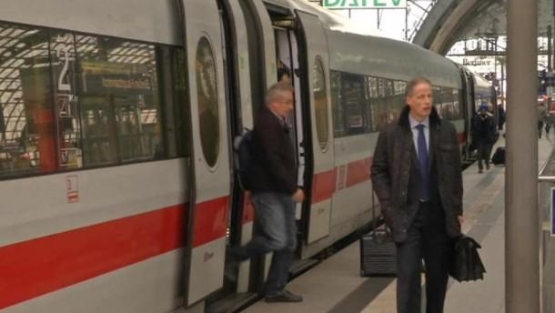 Zugreisende werden bis zum Mittag leiden – mindestens