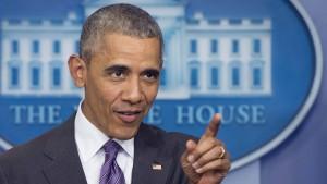Obamas Bilanz seiner Wirtschaftspolitik