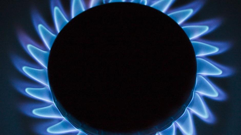 Knappes Gut in Großbritannien: Gas