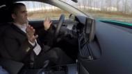 Selbstfahrendes Auto ist schon Wirklichkeit