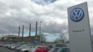 VW-Mitarbeiter wollen Winterkorn weiter an Konzernspitze