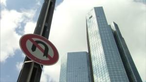 Deutsche Bank denkt angeblich über großen Stellenabbau nach