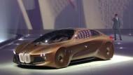 BMW setzt weiter auf E-Autos