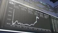 EZB senkt Leitzins auf null Prozent