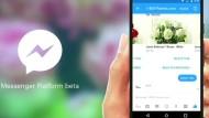 Facebook will Kunden mit Chatbots Zeit sparen