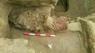 Archäologen entdecken 4500 Jahre alte Mumie in Peru