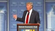 Trump versetzt deutsche Wirtschaft in Sorge