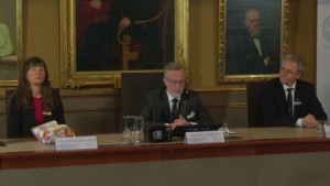 Nobelpreis für Chemie geht an drei Wissenschaftler