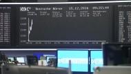 Anleger bleiben trotz Leitzinserhöhung gelassen