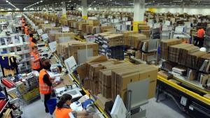 Amazon lüftet deutsches Umsatzgeheimnis