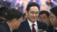 Bestechung und Falschaussagen: Ermittler wollen Haftbefehl gegen Samsung-Chef