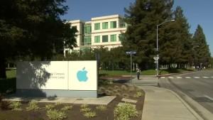 Apple-Aktie vor Zahlen auf Rekordhoch