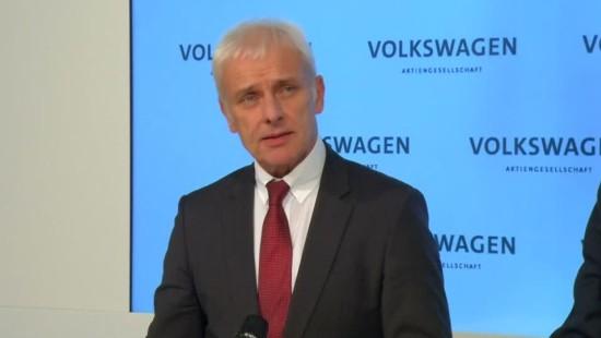 """Volkswagen hakt """"Dieselgate"""" ab"""