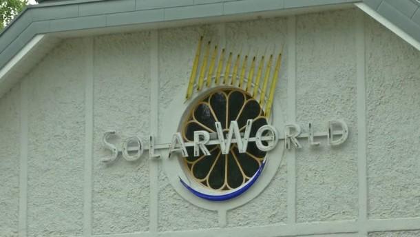 Solarworld nicht mehr zu retten