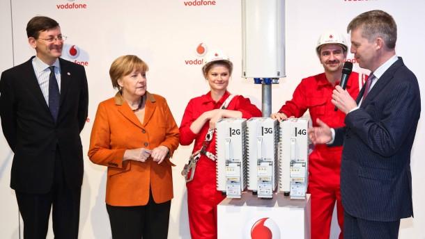 Jetzt greift Vodafone die Telekom frontal an