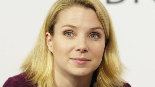 Millionengehalt für neue Yahoo-Chefin