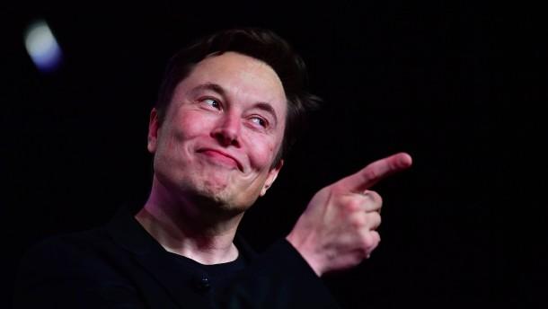 Elon Musks Pläne sollten sehr ernst genommen werden