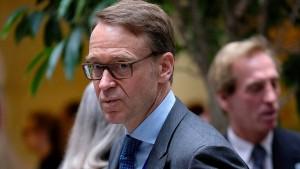 CDU-Wirtschaftsrat empfiehlt Weidmann als EZB-Präsidenten