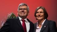 IG Metall wählt Hofmann und Benner an die Spitze