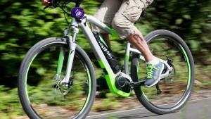 Fahrrad-Verkäufe steigen kräftig