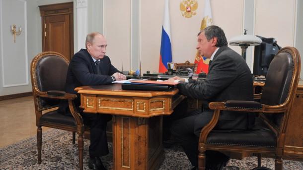 BP und der russische Bär