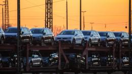 Fast alle großen Automärkte in Europa schrumpfen