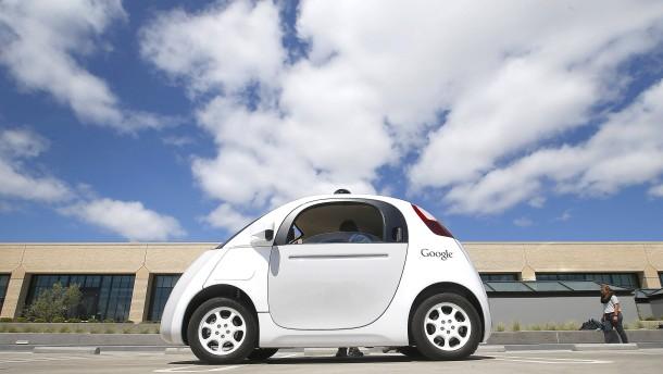 Google sucht viele Partner in der Autobranche