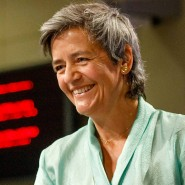 Margrethe Vestager ist die auch für Wettbewerb zuständige Vize-Präsidentin der EU-Kommission.