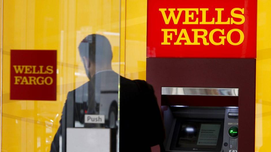 Die Bank Wells Fargo war vor nicht allzu langer Zeit schon wegen eines Skandals in den Schlagzeilen.