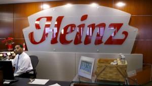 Ketchup-Hersteller Heinz ruft Babybrei zurück