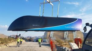 Der Hyperloop ist jetzt fast so schnell wie ein TGV