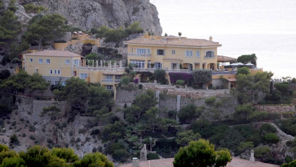 Maschmeyer will seine Mallorca-Villa verkaufen