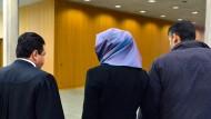 Kirche darf Kopftuch verbieten