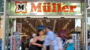 Müller darf Rabattgutscheine der Konkurrenz annehmen