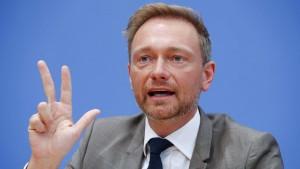 FDP und Grüne schon einig über Ministerien?