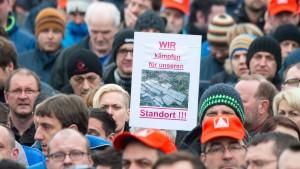Siemens streicht 1700 Arbeitsplätze in Deutschland