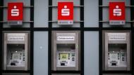 Tausende Geldautomaten der Sparkassen ausgefallen
