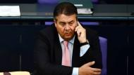 Der Gewichtsverlust der SPD