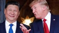 Demokraten fordern von Trump mehr Härte gegen China
