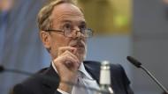 David Folkerts-Landau hat deutliche Worte gegen die Niedrigzinspolitik.