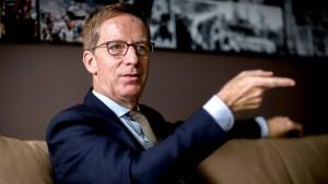 IW-Chef Hüther findet mehr Kontrolle bei Übernahmen aus China richtig