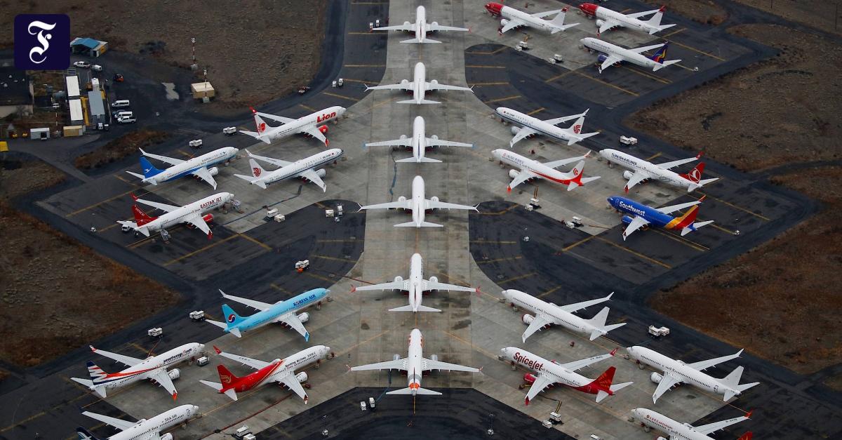 Boeing 737 Max: Ein Comeback in kleinen Schritten