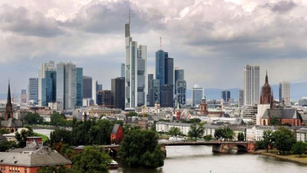 Zeitung: Deutsche Banken befuerchteten Kollaps