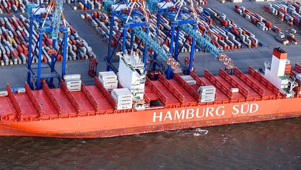 Deutschlands Exporte sinken unerwartet stark