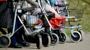 Regierung dokumentiert Zweifel an Rente mit 63