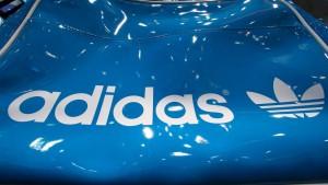 Adidas wächst im Internet viel schneller
