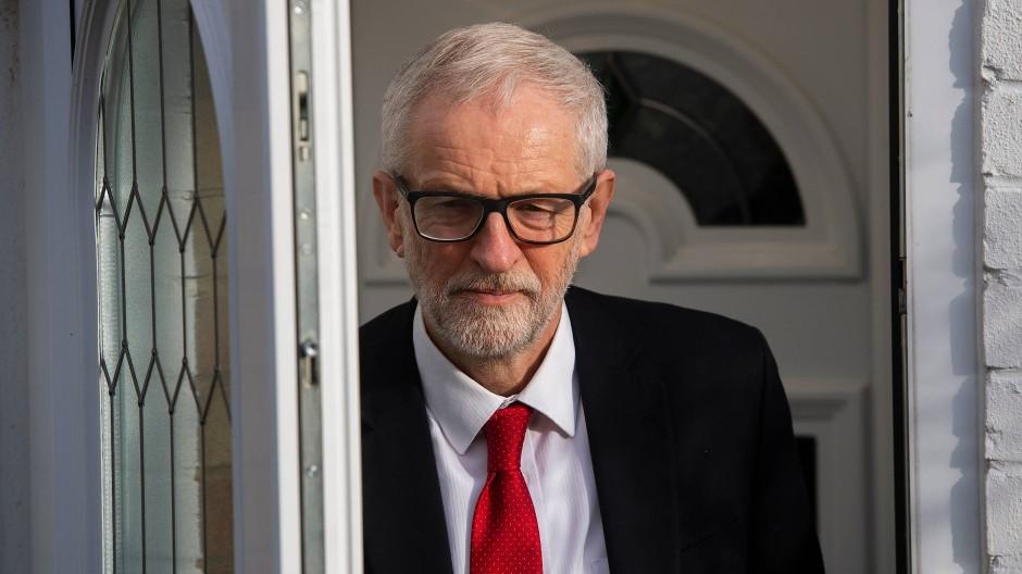 Ist mit sich immer noch im Reinen: Jeremy Corbyn.