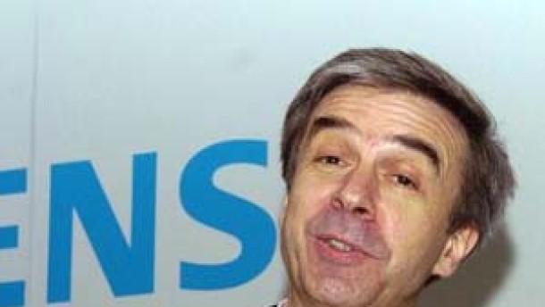 Großumbau im Siemens-Vorstand