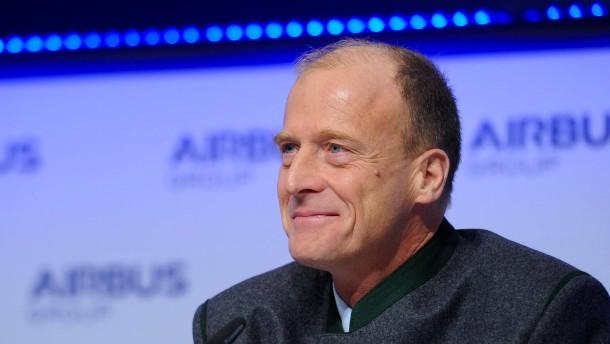 Airbus-Verwaltungsrat stellt sich hinter Enders